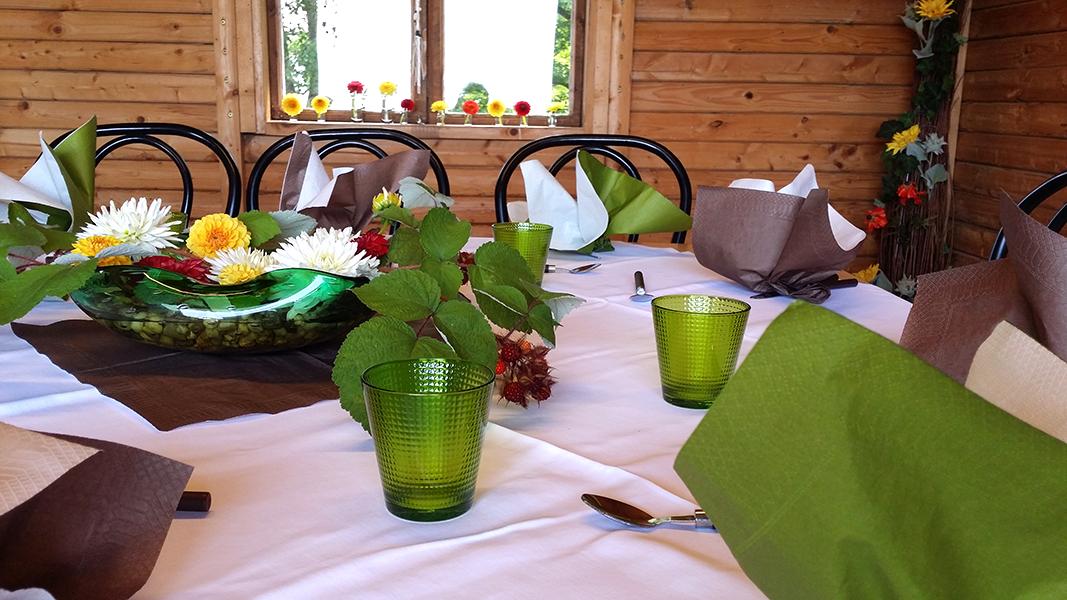 """Gasthof """"Zur Platte"""" - Waldrestaurant und Pension - Aussichtshütterl"""